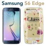 ฟิล์มกระจก Samsung S6 Edge เต็มจอ Colorful Glass ความแข็ง 9H ราคา 260 บาท ปกติ 650 บาท