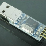 USB to TTL level converter PL-2303HX