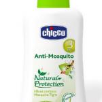เจลทาผิวกันยุงและแมลง Chicco Anti-Zanzara Anti Mosquito Gel 60ml 3M+