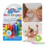 ดินสอสีวาดภาพในห้องน้ำ Bathtime Buddies Bath Crayons