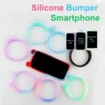 เคส ซิลิโคน Silicone Bumper Smartphone (แพ็ค 7 ชิ้น)