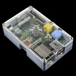 Raspberry Pi Model B Enclosure (TuxCase - Raspberry Pi Case)