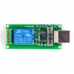 1-Channel 5V USB Relay Board Module Controller (USB Controlled Module)