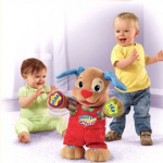 Fisher Price Laugh & Learn Dance and Play Puppy ตุ๊กตาหมาเต้นสอนภาษา