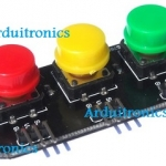 Big Button Module (3 สี 3 ปุ่ม)