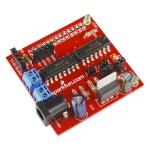 Raspberry Pi Robot Motor Control Board (Sparkfun)
