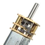 Mini DC 6V 100RPM Gear Motor (GA12-N20)