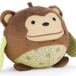 Skip Hop ลูกบอลผ้า ลิง