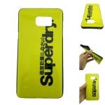 เคส Note5 ฝาหลัง Superdry สีเหลือง
