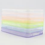 เคส ซิลิโคนใส iPhone 4/4s Silicone Soft Case หนา 0.6 มม. ลดเหลือ 35 บาท ปกติ 140 บาท