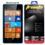 ฟิล์มกระจก Tronta Microsoft Lumia 540