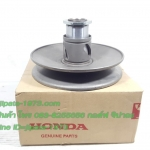 (Honda) ชุดล้อขับสายพาน Honda Click 110 และ Click 110 i แท้ (สินค้าตำหนิ)