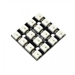 4 x 4 Neopixel RGB LED Matrix Board