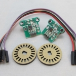 Optical Wheel Encoder for Smart Car HC-020K (Dual Set)