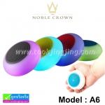 ลำโพง บลูทูธ Noble crown A6 ปกติ 595 บาท ลดเหลือ 240 บาท