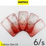 เคส ซิลิโคนใส iPhone 6/6s Remax Wear it Diamond color ลดเหลือ 35 บาท ปกติ 250 บาท