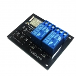 TalkDuino 2 Channel Relay with Wifi (ESP-07) Module + ฟรี Android App