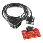 Car Diagnostics Kit - OBD-II Shield ( Sparkfun )