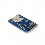 MicroSD Card Adapter (SPI Interface) (catalex v1.0)
