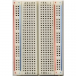 Breadboard 420 holes (สีขาว)