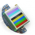 "2.2"" TFT LCD Touch Screen (LCD 22 WaveShare)"