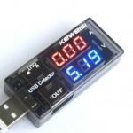 USB Charging Current Voltage Tester