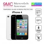 ฟิล์มกระจก iPhone 4 9MC ความแข็ง 9H ราคา 44 บาท ปกติ 132 บาท