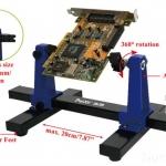 Adjustable Soldering Clamp Holder (Pro'sKit SN-390) อุปกรณ์ยึดจับ แผงวงจร