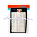 1660pt Solderless Breadboard with 3 Binding (ZY-204)
