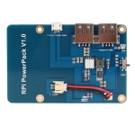 Lithium Power Expansion Board for Raspberry Pi 3