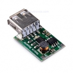 DC-DC Converter Step Up Boost Module 2-5V to 5V 1200mA (With USB)