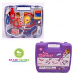กล่องเครื่องมือหมอ Medical kids doctor playset