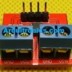 Voltage and Current Sensor โมดูลวัดโวลและวัดกระแสไฟฟ้า 3-25V 0-3A