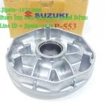 (Suzuki) ชุดล้อขับสายพานหน้า ตัวใน Suzuki STEP 125 แท้