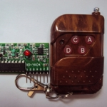 Wireless Remote Control and Receiver Module