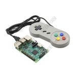 Raspberry Pi USB Game Joystick (Plug-and-Play)