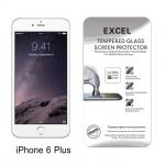 ฟิล์มกระจก iPhone 6 Plus เต็มจอ Excel ความแข็ง 9H ราคา 54 บาท ปกติ 162 บาท