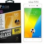 โฟกัส ฟิล์มกระจก Vivo Y51