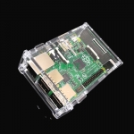 Acrylic Case for Raspberry Pi 3 Model B