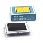 "Arduino 1.77"" SPI LCD TFT Module with SD Reader (ของแท้จาก Italy)"