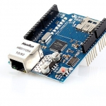 Ethernet Shield W5100 + Free Micro SD card Shield