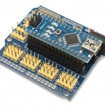 Arduino Nano Multi-sensor Expansion Shield