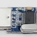 CH340T USB Downloader Module