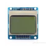 Nokia 5110 LCD Driver Module (Blue)