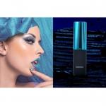 power bank remax 2400 mAh Lip ลิปสติก สีฟ้า