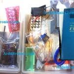 Arduino Starter Kit 3 + หนังสือพื้นฐานภาษา C สำหรับ Arduino (AppSoftTech)