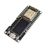 NodeMCU with 0.96 inch built-in OLED (WeMos)