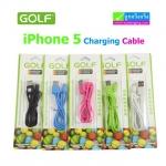 สายชาร์จ iPhone 5/6/7 Golf GF-001i ลดเหลือ 59 บาท ปกติ 125 บาท