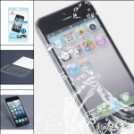 ฟิล์มหุ้มกันน้ำ กันฝน สำหรับไอโฟน6พลัส/6Sพลัส