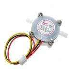 """Digital Water Flow Sensor 1/8"""" 0.3-6L/min แรงดันต่ำกว่า 0.8 MPa (YF-S401)"""